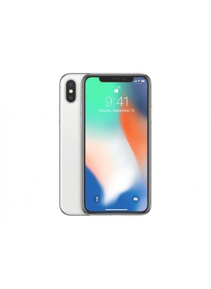 iPhone X  64GB Argent