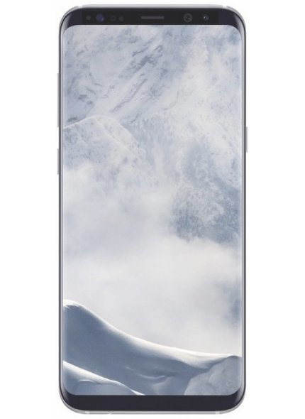Galaxy S8 Plus 64GB Silver